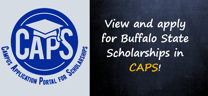 Campus Application Portal for Scholarships (CAPS) logo
