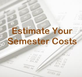 Semester Cost Calculator